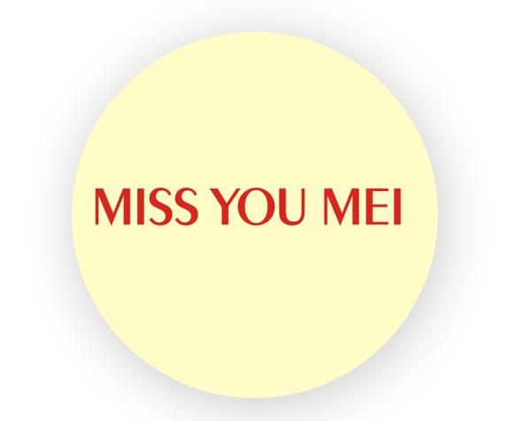 MISS YOU MEI